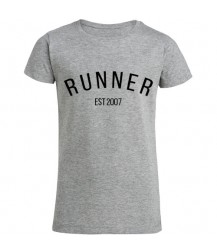 "I Am A ""Runner"" Girls Tee"