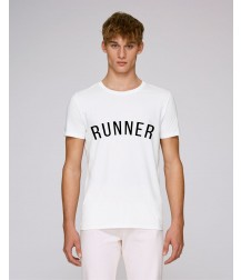 "I Am A ""Runner"" Printed Tee"